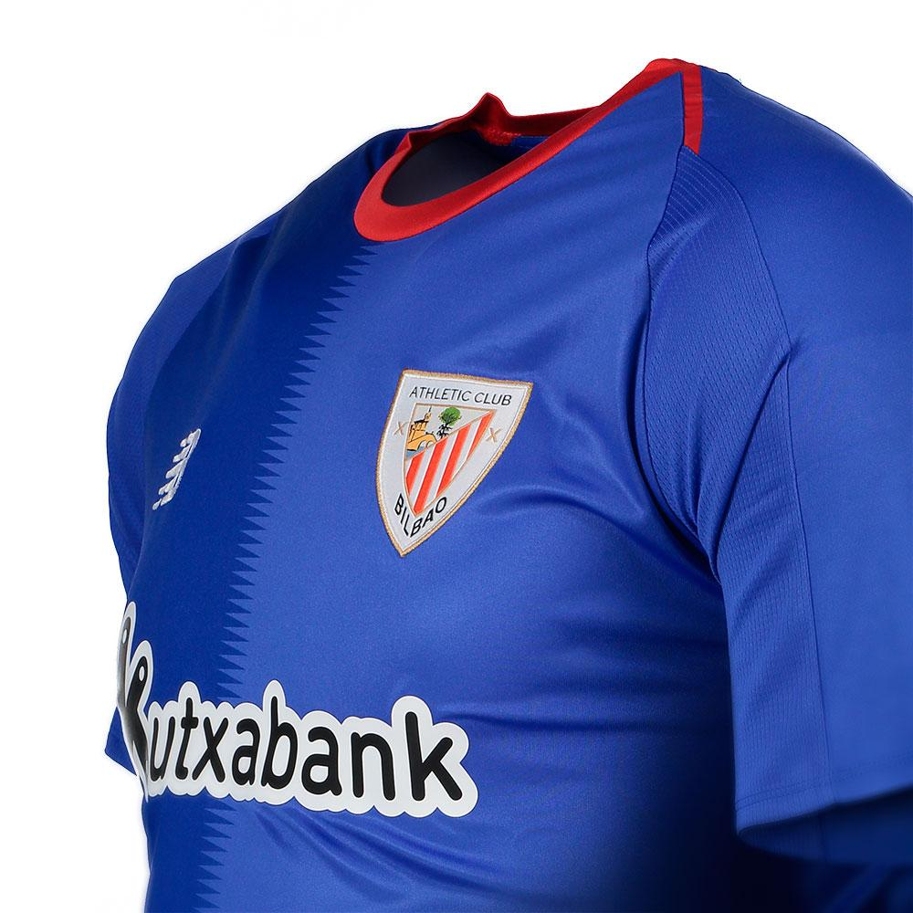 the best attitude c6c1c 617f2 New balance Athletic Club Bilbao Away Replica