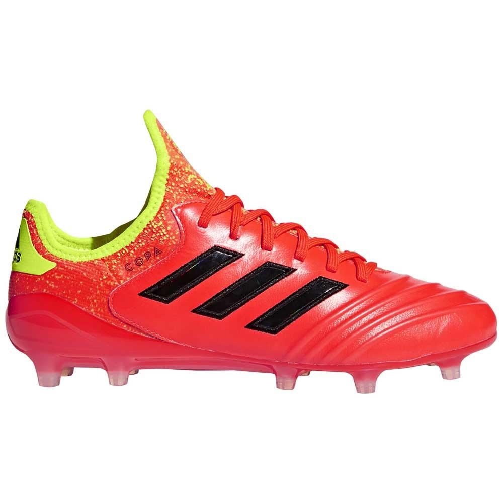 f06c1a07674 adidas Copa 18.1 FG Red buy and offers on Goalinn