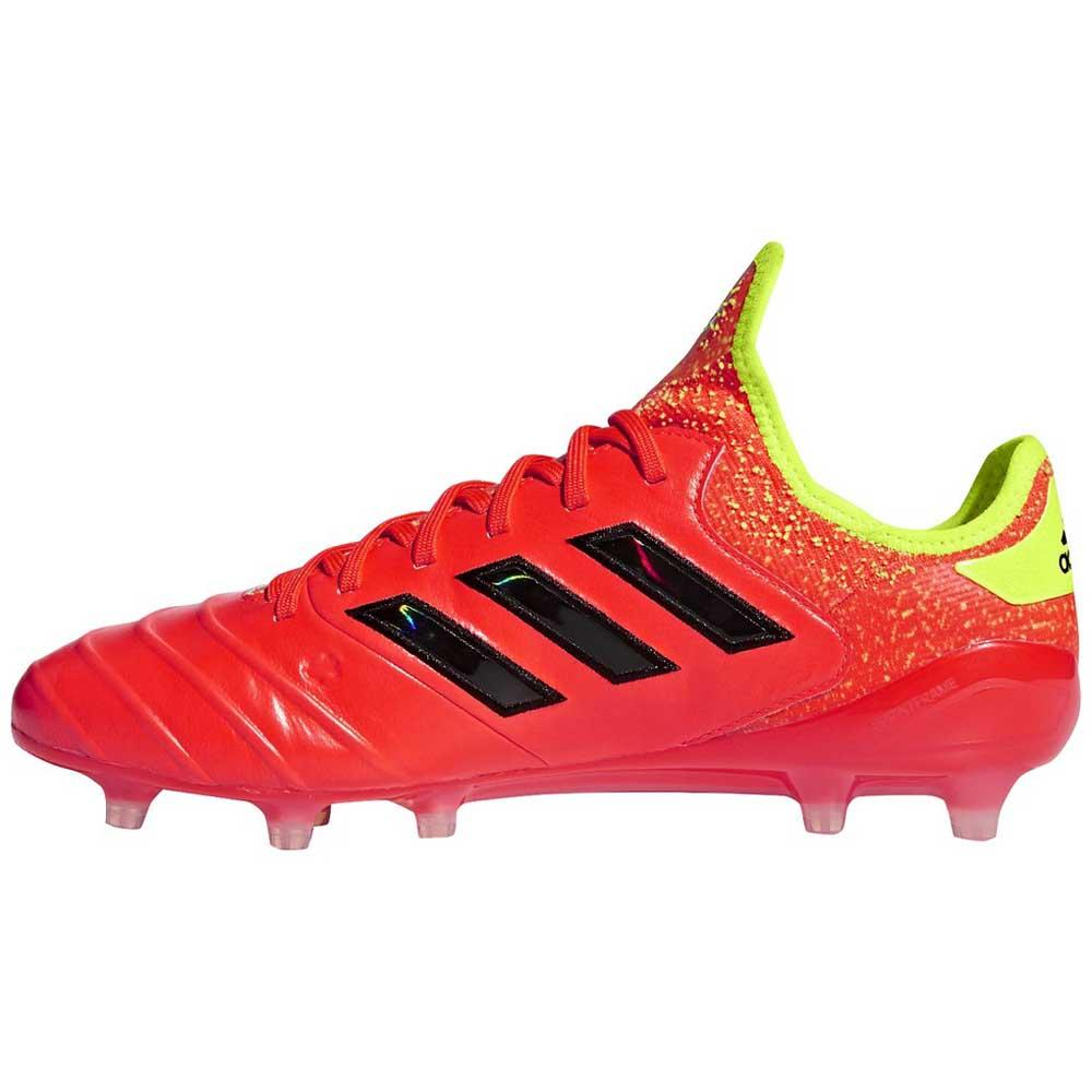 062092b42 adidas Copa 18.1 FG Red buy and offers on Goalinn