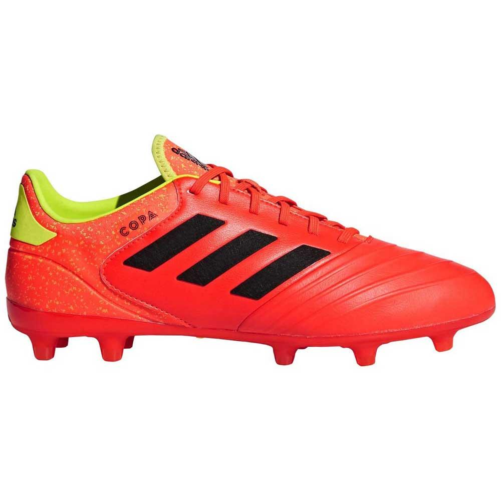 primavera Pulido arquitecto  adidas Copa 18.2 FG Red buy and offers on Goalinn