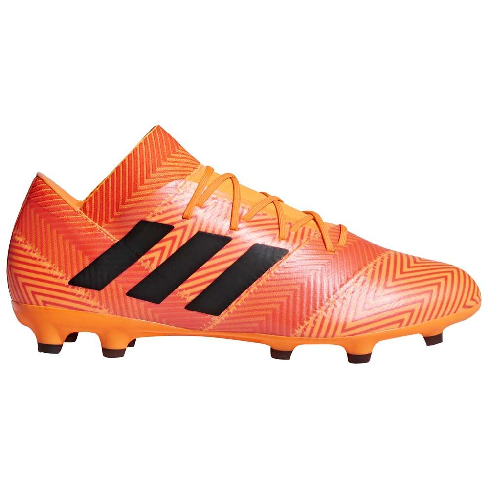 fed573ae615 adidas Nemeziz 18.2 FG Orange buy and offers on Goalinn