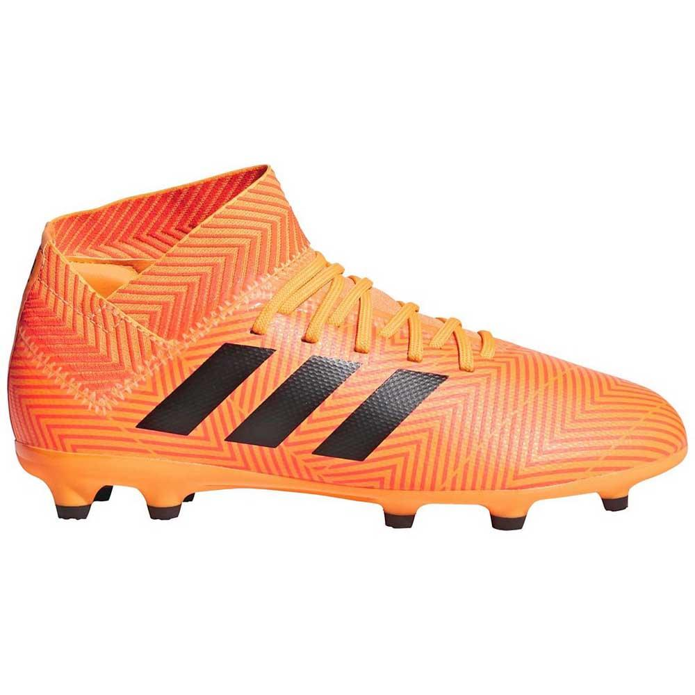 4f01e7154 adidas Nemeziz 18.3 FG Orange buy and offers on Goalinn