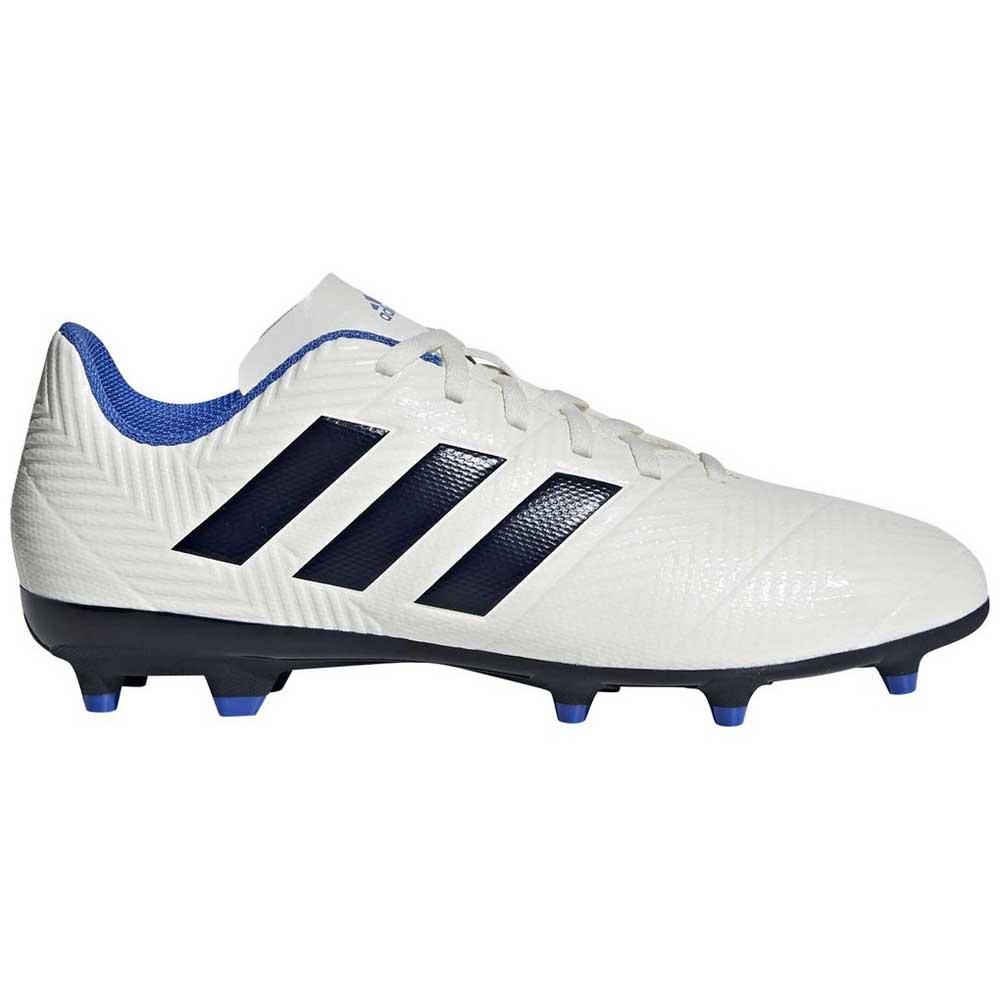 596e2b201 adidas Nemeziz 18.4 FG W White buy and offers on Goalinn