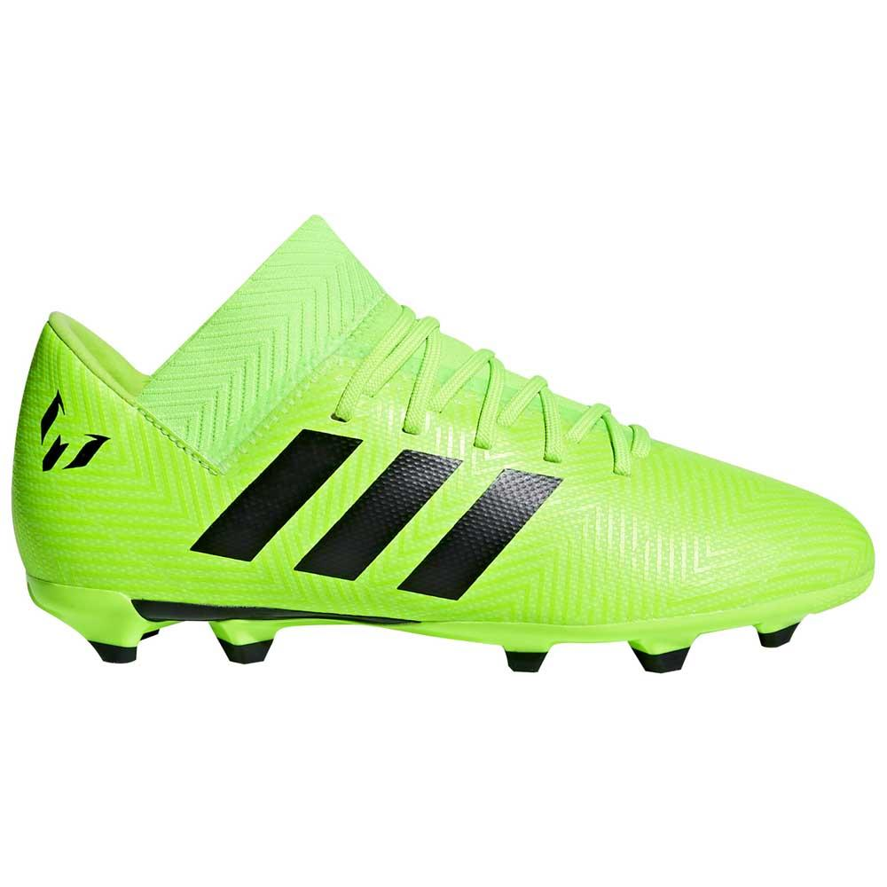 e550893b6 adidas Nemeziz Messi 18.3 FG Green buy and offers on Goalinn