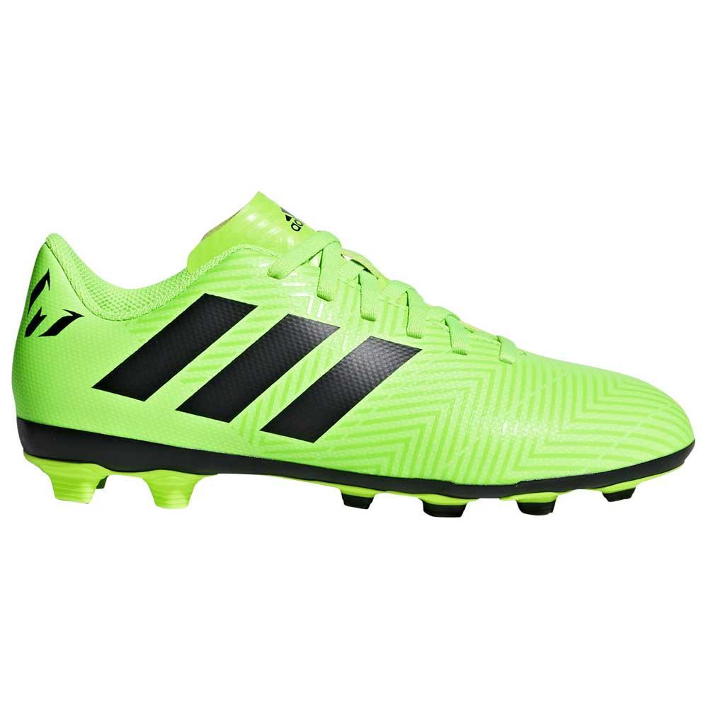 440558fe785 adidas Nemeziz Messi 18.4 FxG Green buy and offers on Goalinn