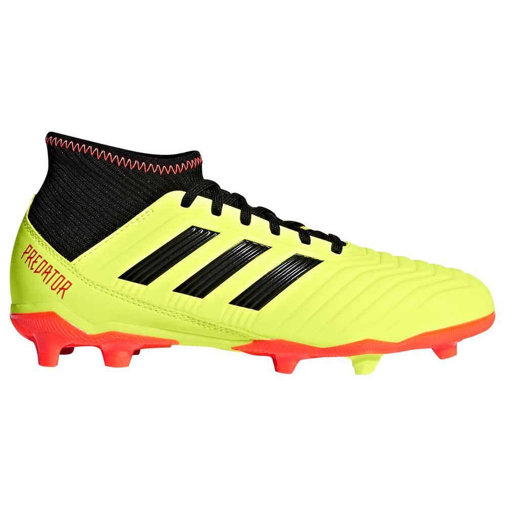 official photos f45f5 fa859 adidas Predator 18.3 FG Yellow buy and offers on Goalinn