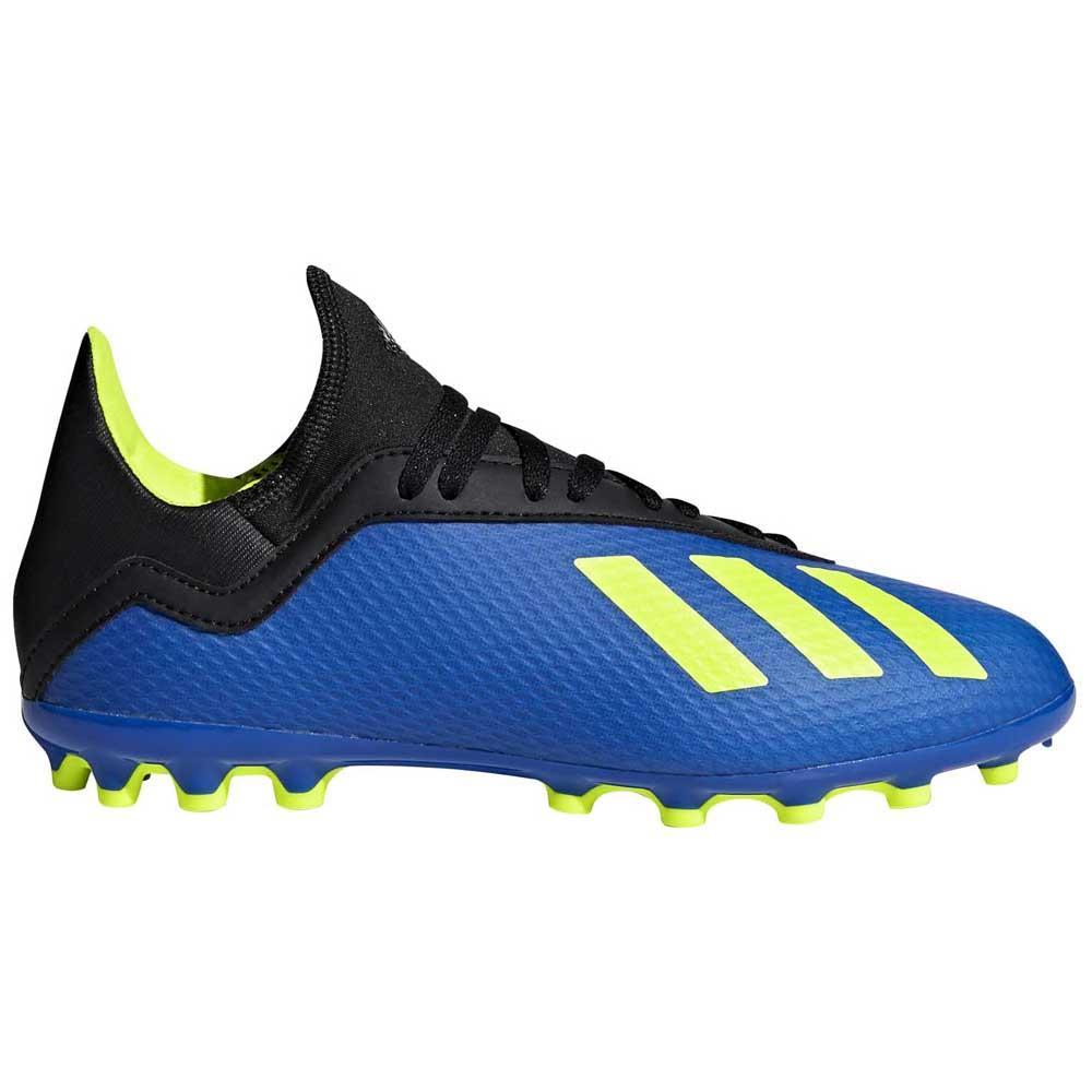 9ac7ef682c3 adidas X 18.3 AG Blue buy and offers on Goalinn