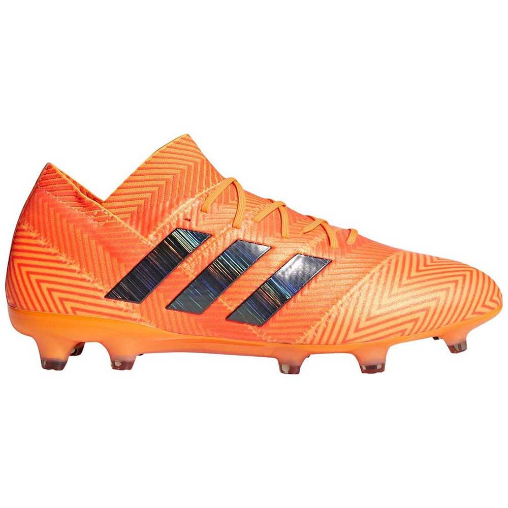 84fc203c3e3 adidas Nemeziz 18.1 FG Orange buy and offers on Goalinn