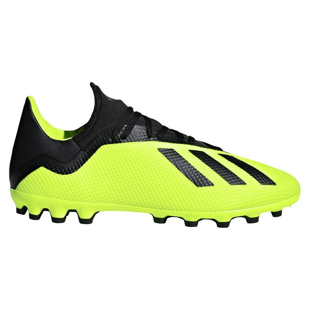 90c5c61fb adidas X 18.3 AG Yellow buy and offers on Goalinn
