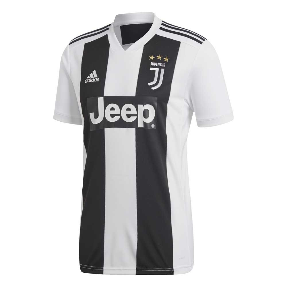685b1f976 adidas Juventus Home 18/19 White buy and offers on Goalinn