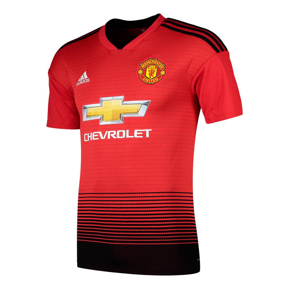 adidas Manchester United FC Home Jersey Junior