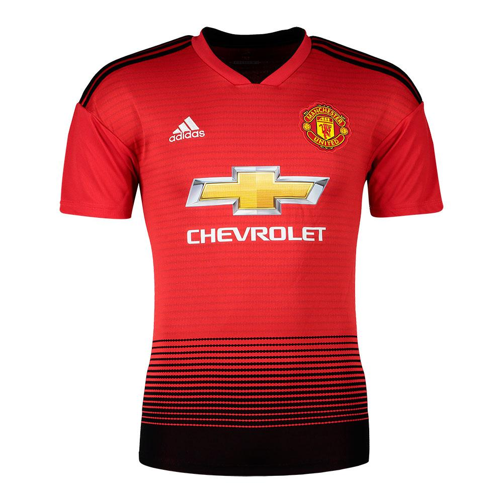 Manchester United Fc Home 18/19 Junior