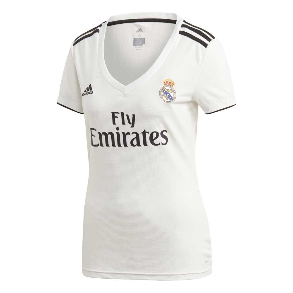 Camisa Real Madrid adidas Home Original Oficial 2018 2019
