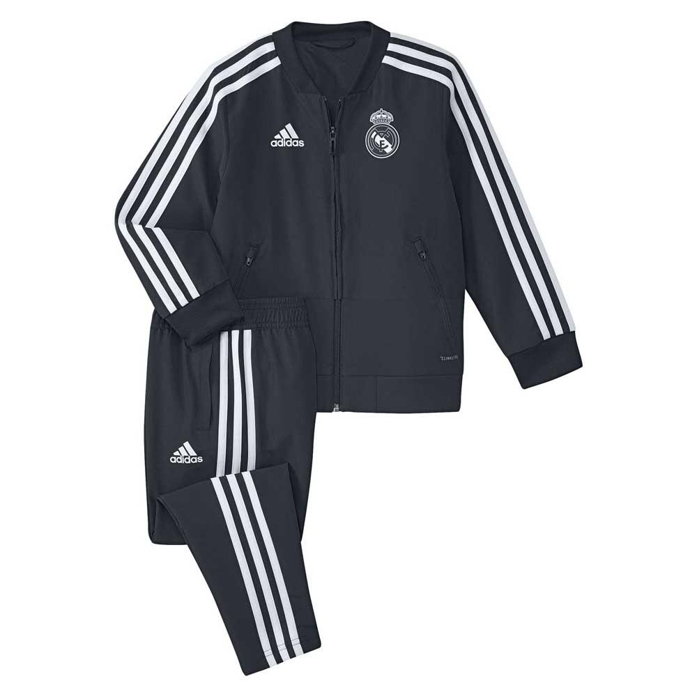 adidas Real Madrid Presentation Suit Infant buy and offers on Goalinn 8c8429d3b