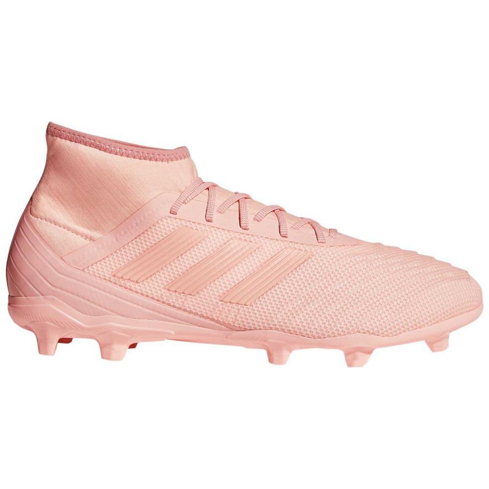 069534753c4d0 adidas Predator 18.2 FG Pink buy and offers on Goalinn