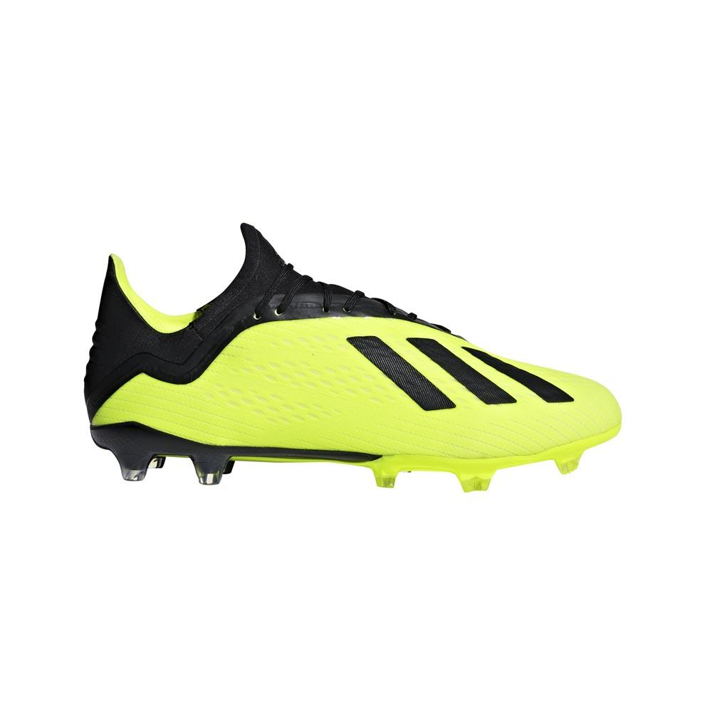 adidas X 18.2 FG Yellow buy and offers