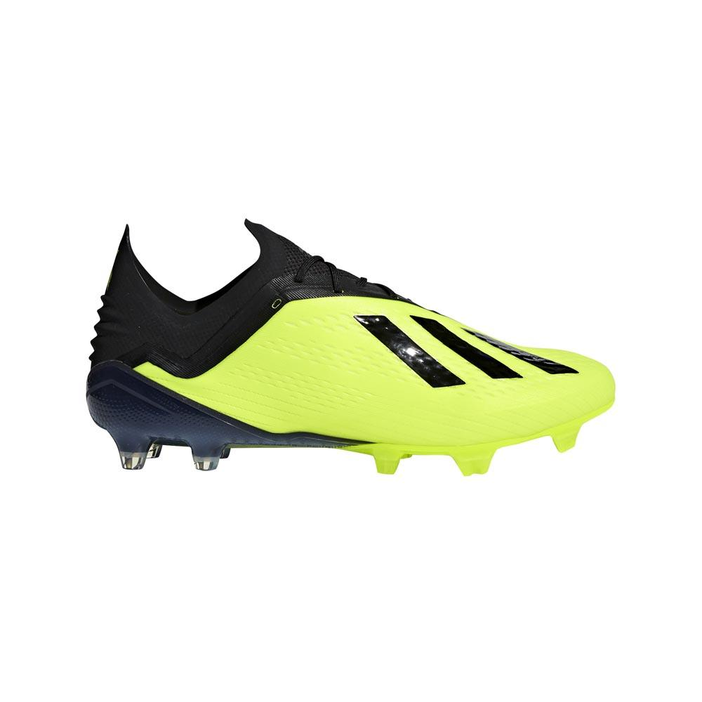 9bb55a00f adidas X 18.1 FG Yellow buy and offers on Goalinn
