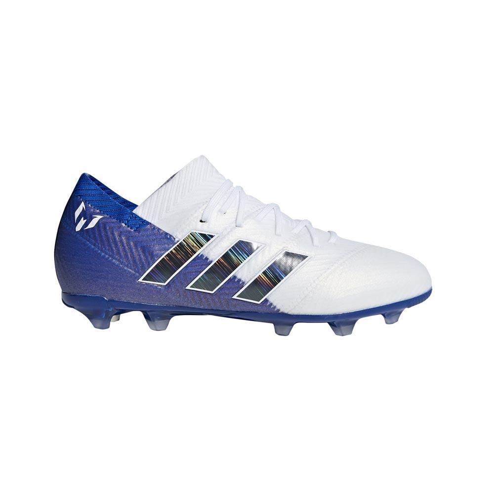 e9dba208c adidas Nemeziz Messi 18.1 FG White buy and offers on Goalinn
