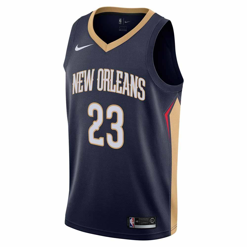 Nike New Orleans Pelicans Anthony Davis Swingman Road Jersey