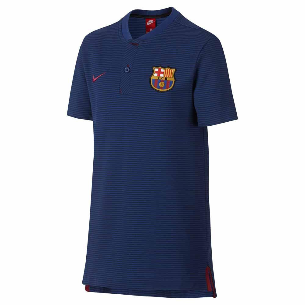 Nike FC Barcelona Modern Authentic Polo Junior