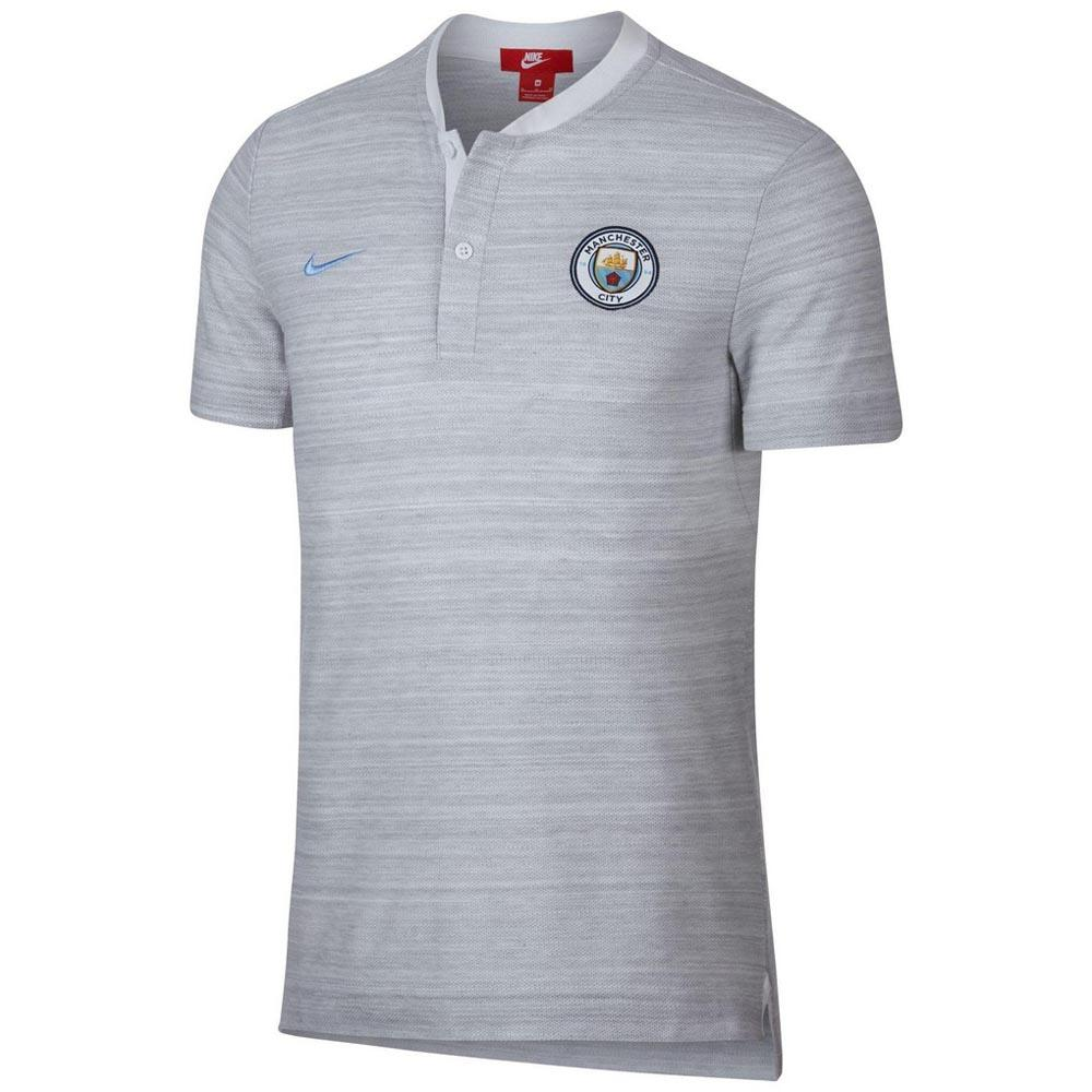 Nike Manchester City FC Franchise Authentic Pique Polo