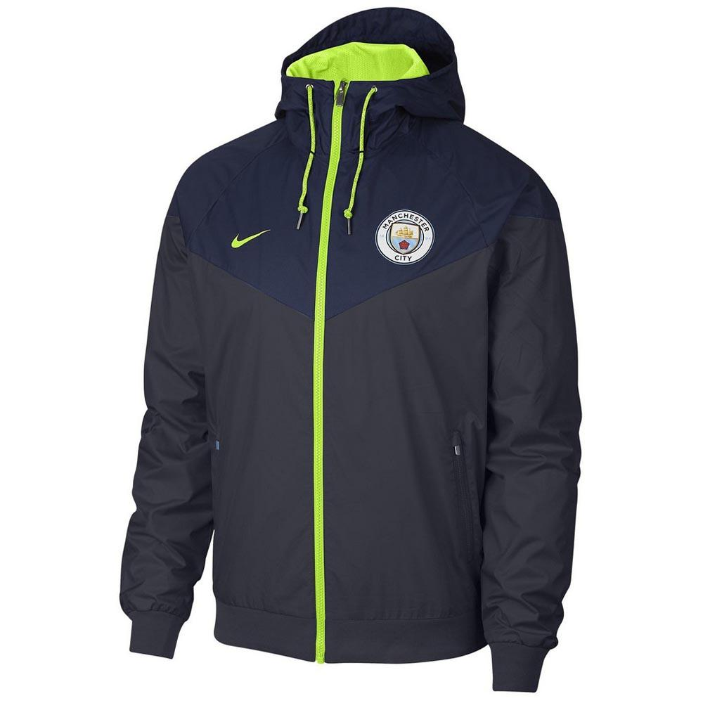 Nike Manchester City FC Authentic Woven Windrunner Jacket