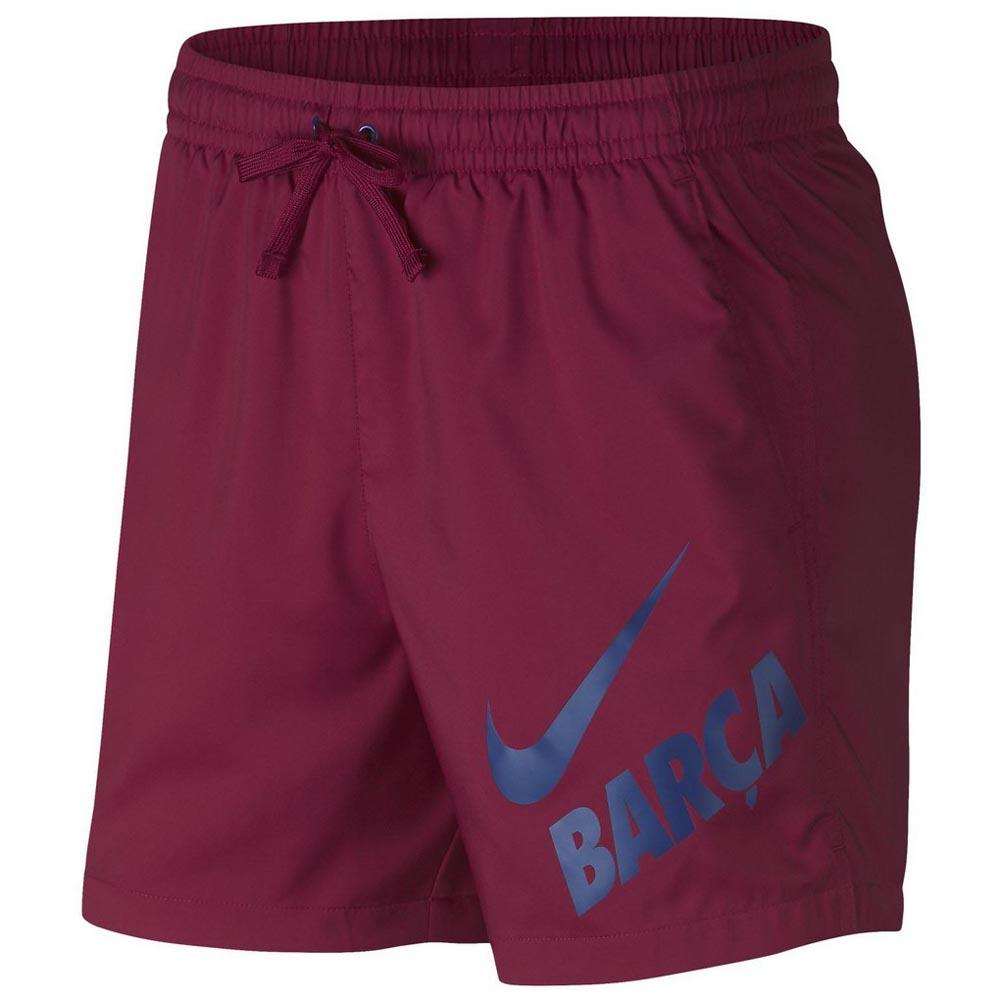 Nike FC Barcelona Authentic Flow Woven Shorts