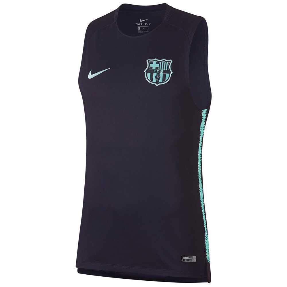 Nike FC Barcelona Breathe Squad Top