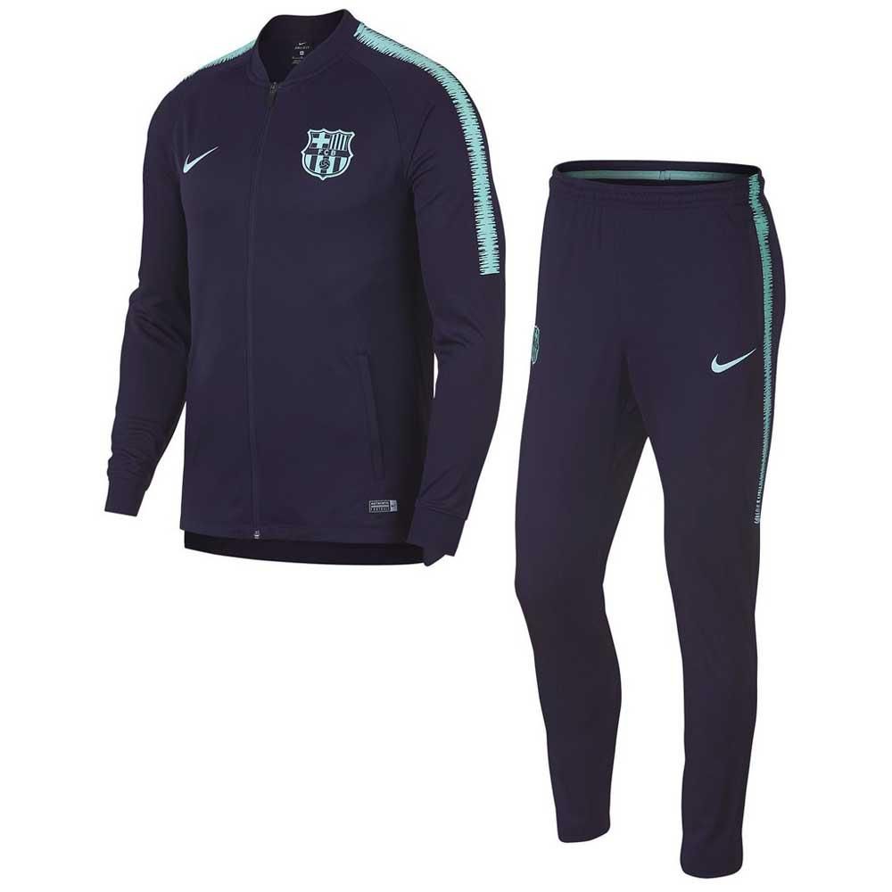 Nike FC Barcelona Dry Squad Tracksuit