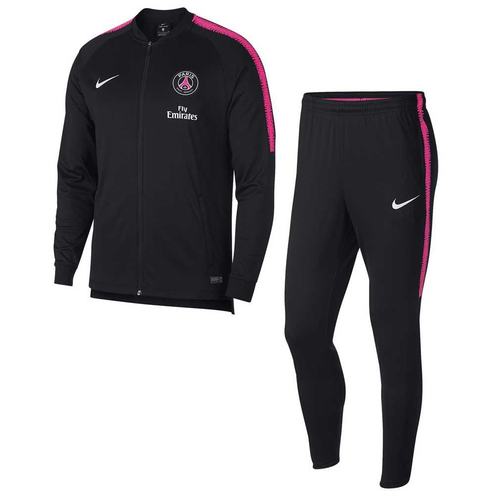 Nike Men's Dry Paris Saint Germain Squad Football Tracksuit