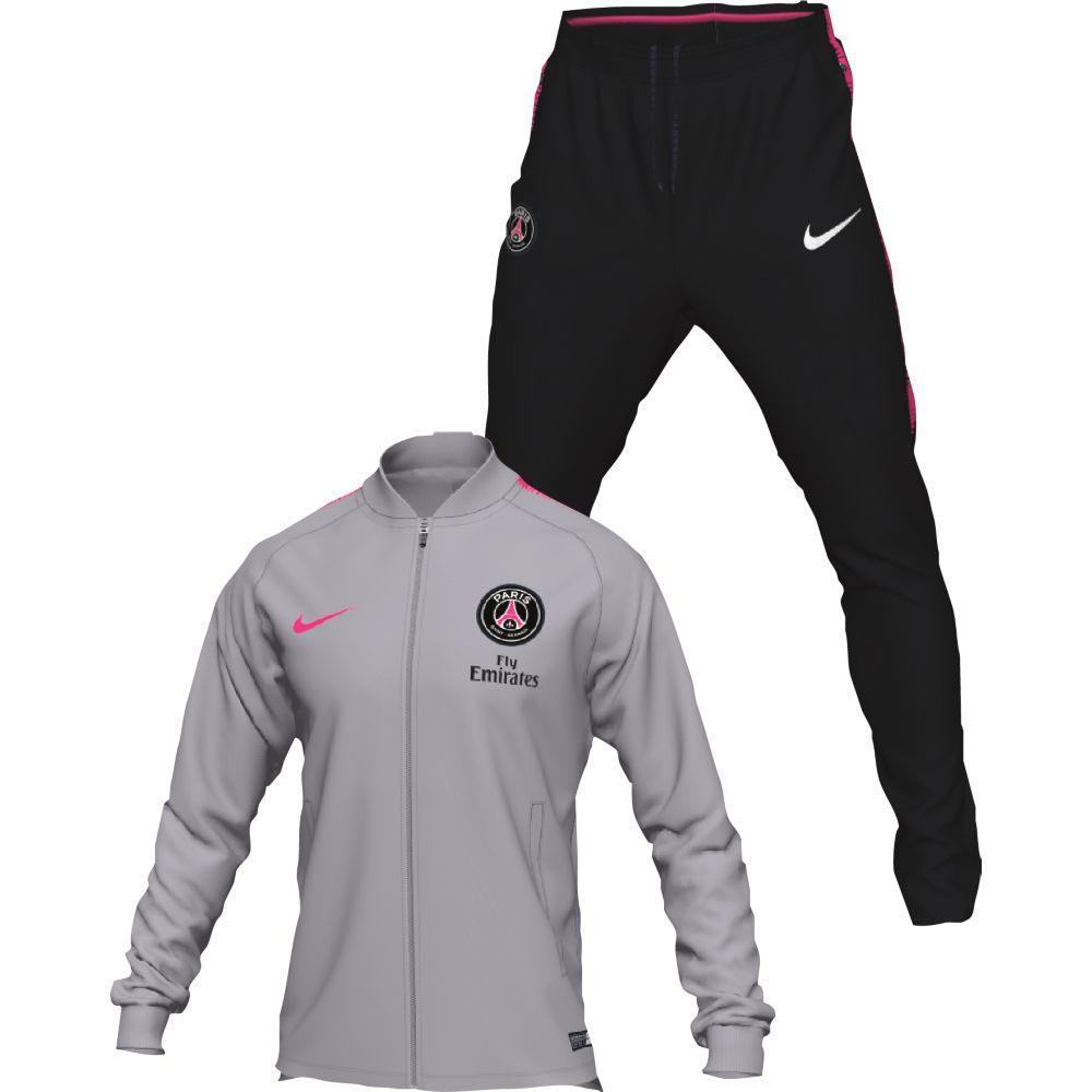 d0efb2dae99c0 Nike Paris Saint Germain Dry Squad 18 19 Negro