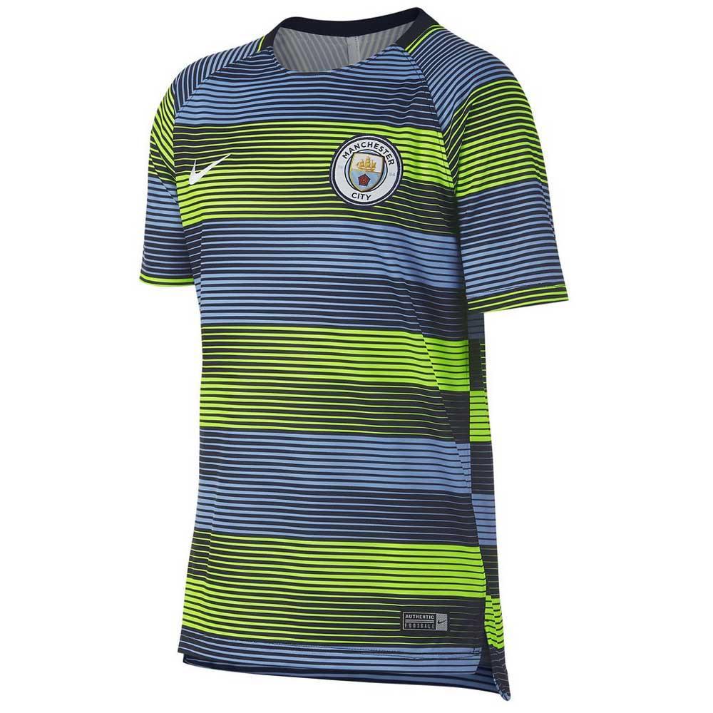 358b95d4b98 Nike Manchester City FC Dry Squad GX 18 19 Green