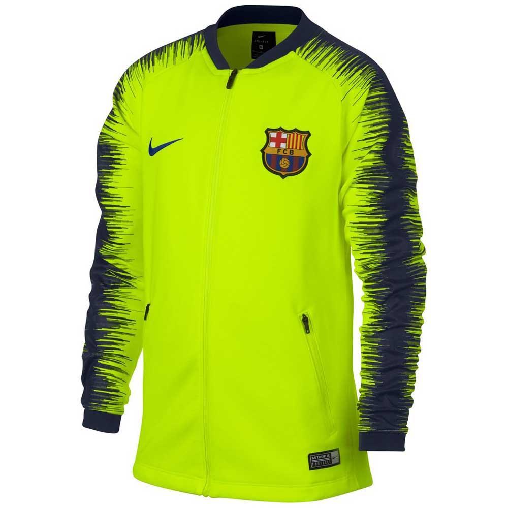 f4c077689 Nike FC Barcelona Anthem Jacket Junior , Goalinn