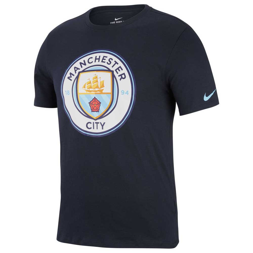 Nike Manchester City FC Evergreen Crest Tee