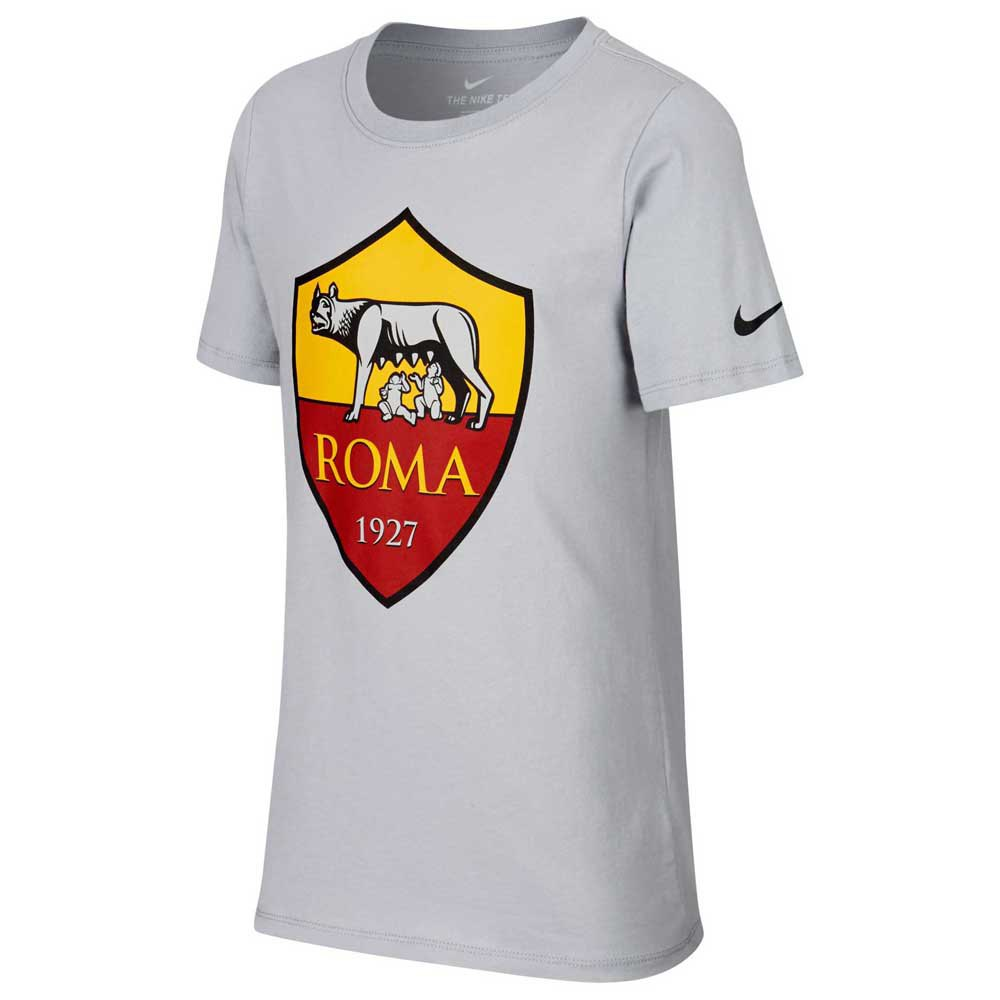 Nike AS Roma Evergreen Crest Tee Junior