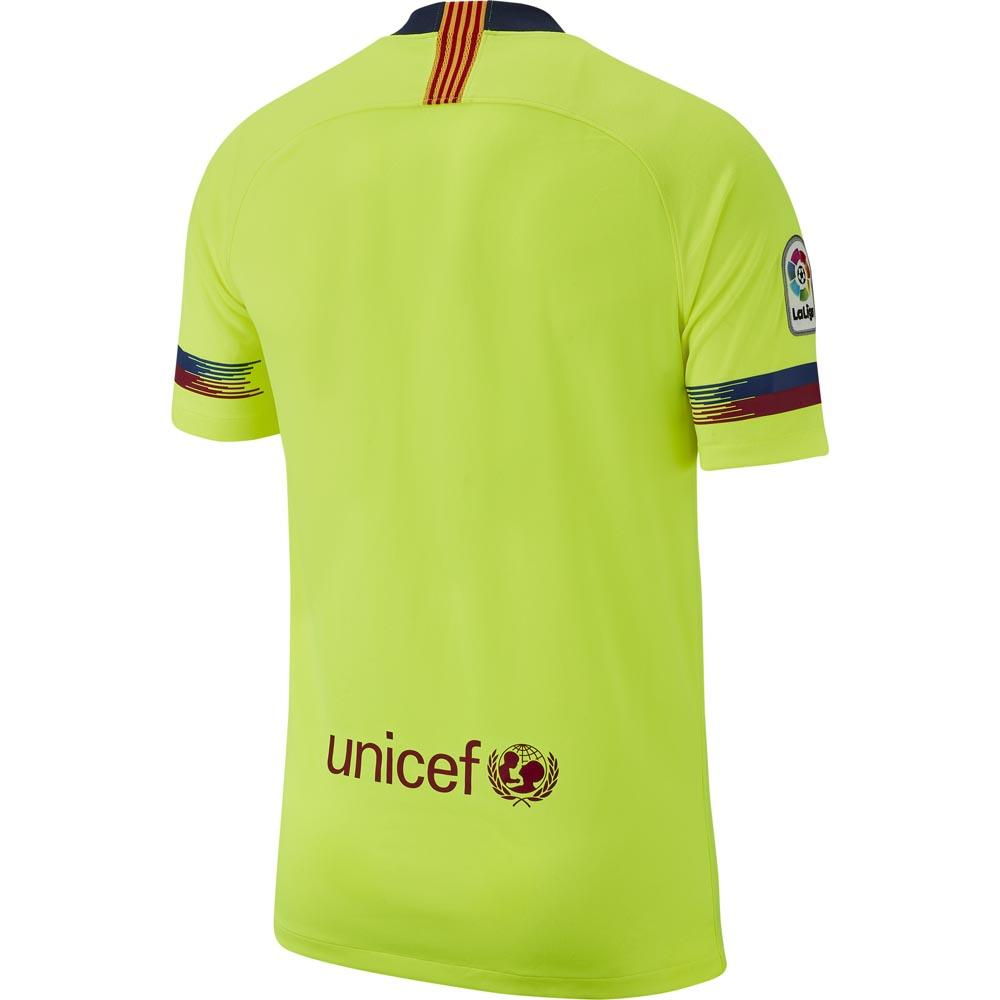 Fc Barcelona Away Breathe Stadium 18/19