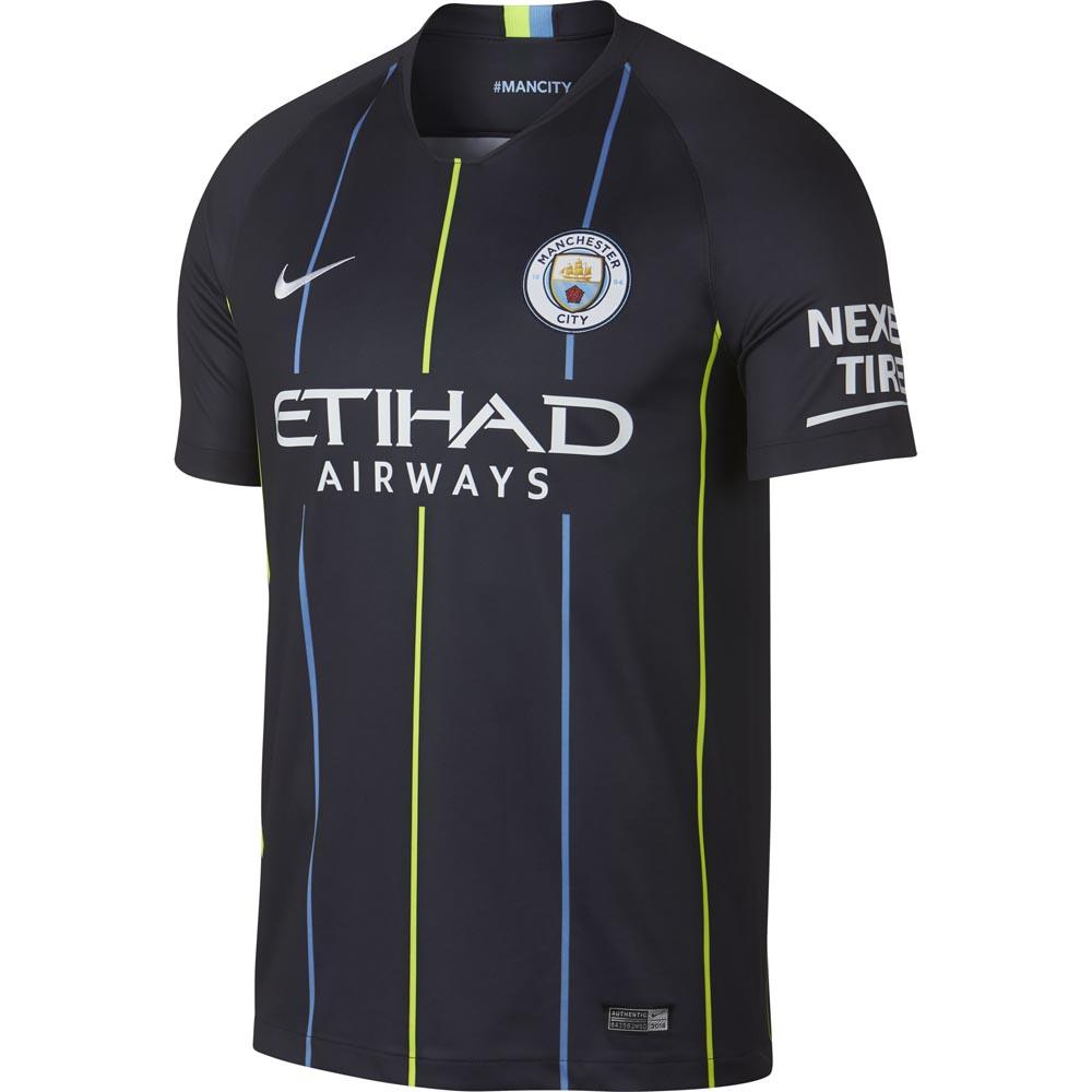 Nike Manchester City FC Away Breathe Stadium 18/19
