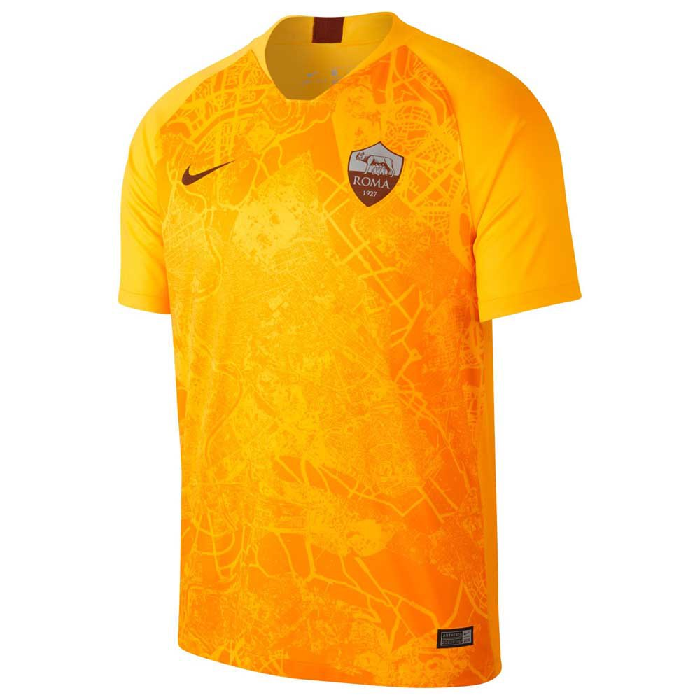 Nike AS Roma 3rd Breathe Stadium Jersey