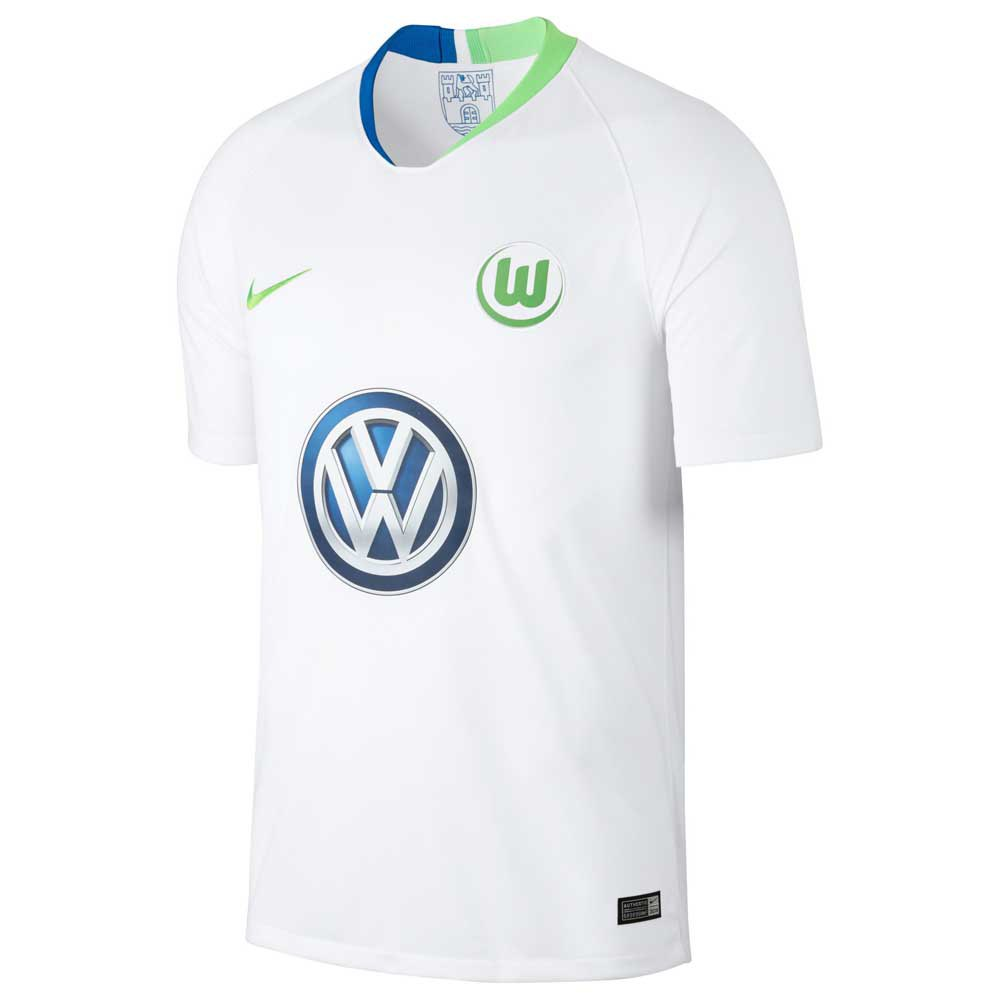 Nike VFL Wolfsburg Away Breathe Stadium Jersey