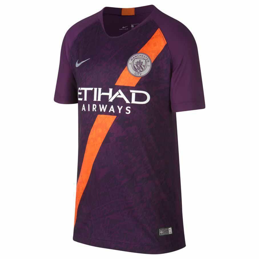 Tailandia Camiseta Manchester City EA Sports 2018 2019 (com