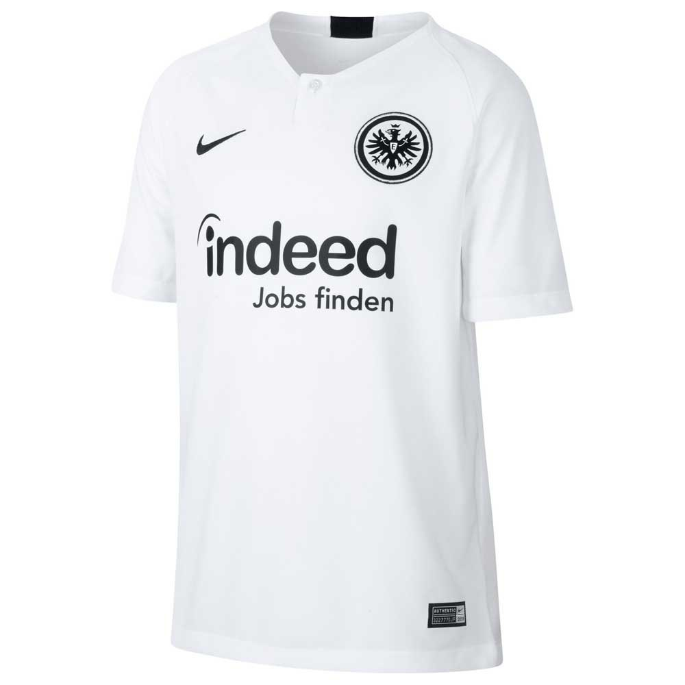 Nike Eintracth Frankfurt Away Breathe Stadium Jersey Junior