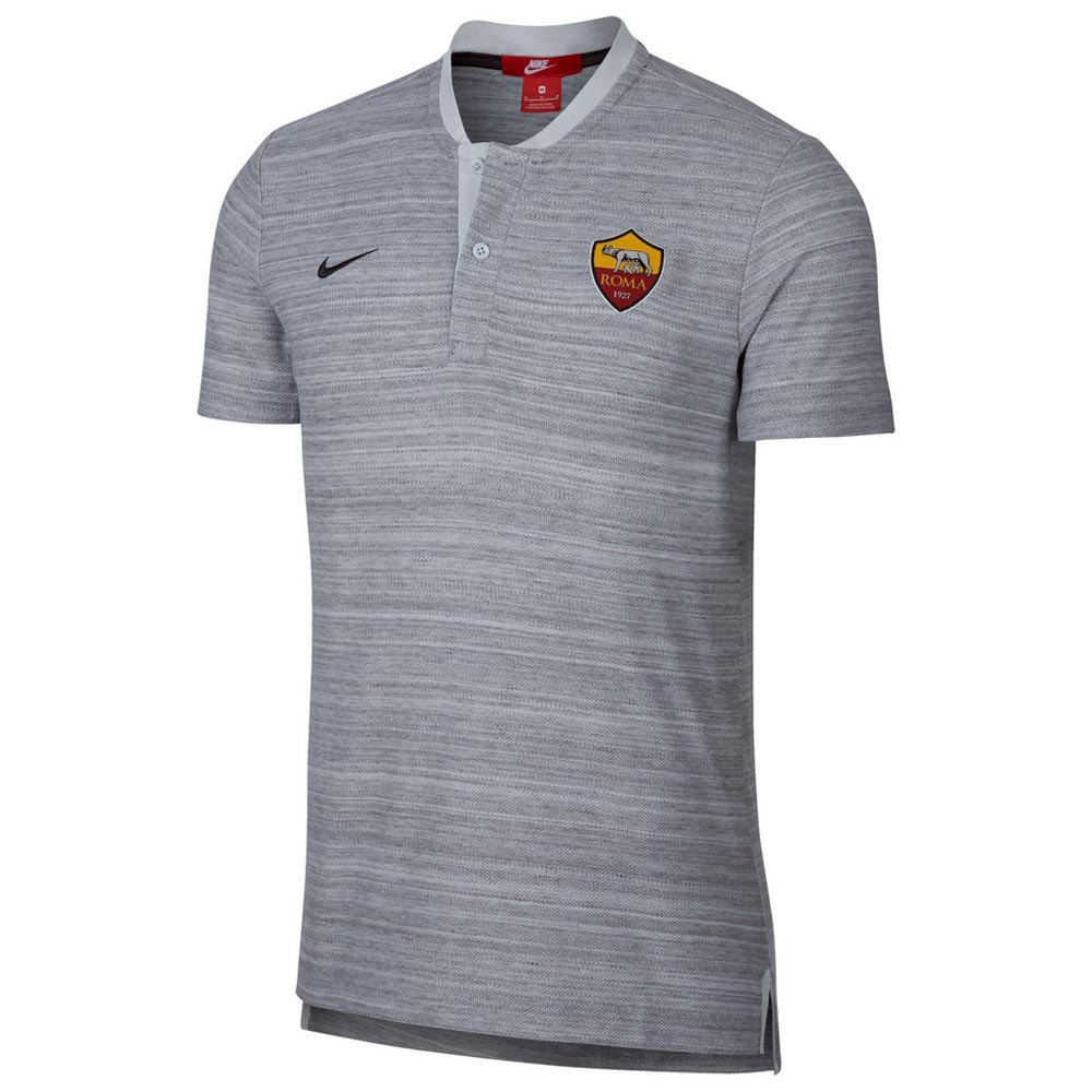Nike AS Roma Authentic Franchise Pique Polo