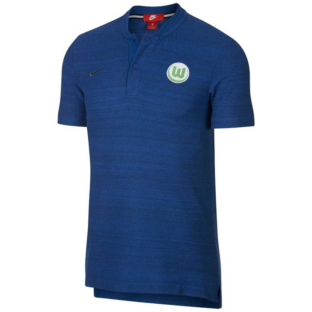 Nike VFL Wolfsburg Authentic Franchise Pique Polo