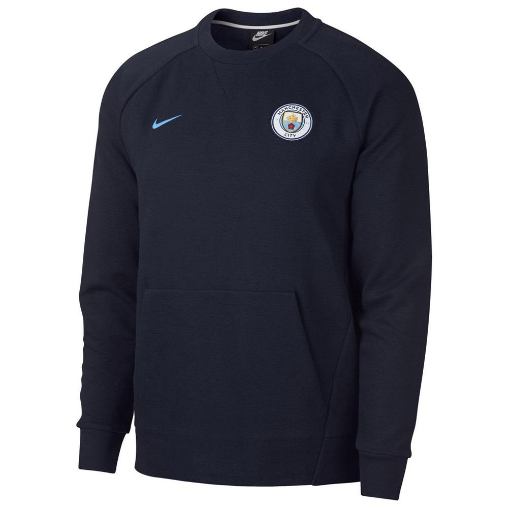 Nike Manchester City FC Crew Optic Top
