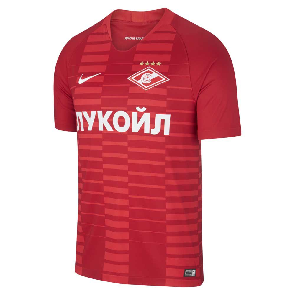 Nike Spartak Moscow Home Breathe Stadium Jersey