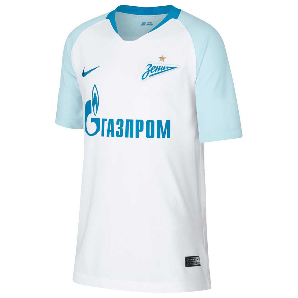Nike Zenit St Petersburg Away Breathe Stadium Jersey Junior