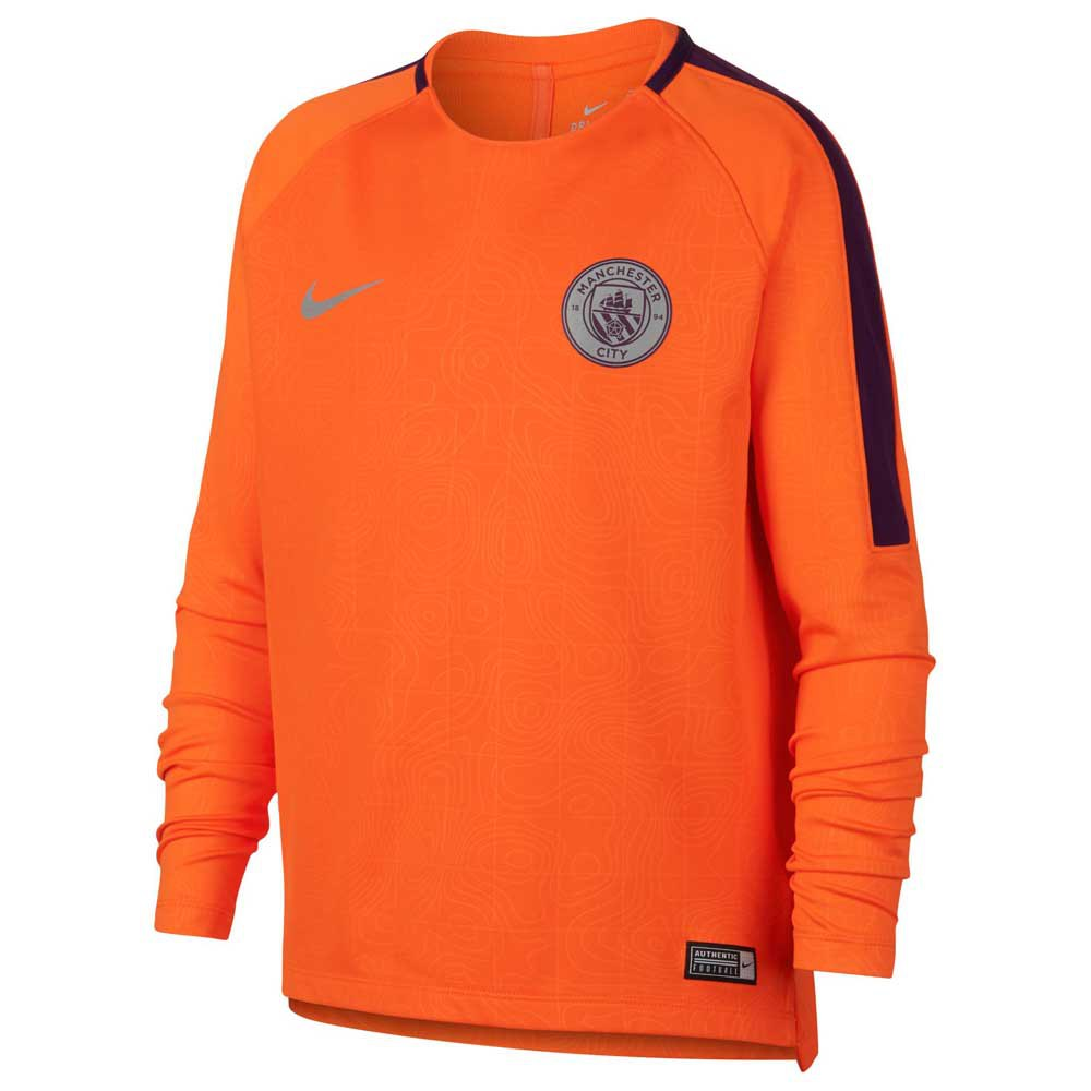 Nike Manchester City FC Dry Squad GX Top