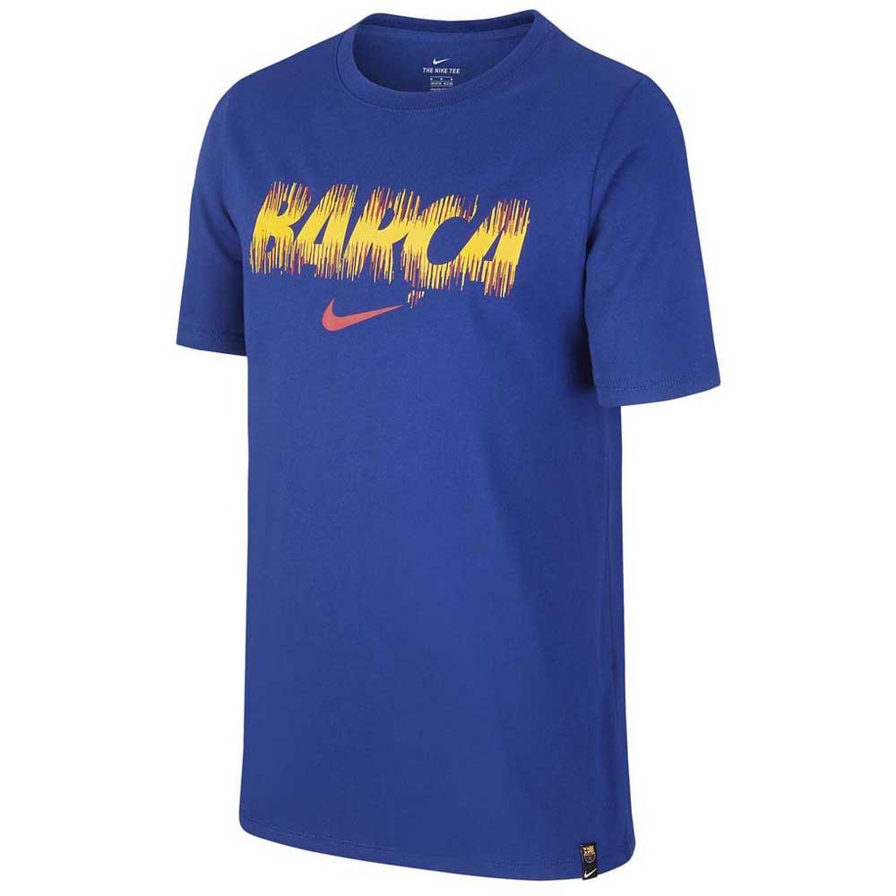 Nike FC Barcelona Dry Preseason Tee Junior
