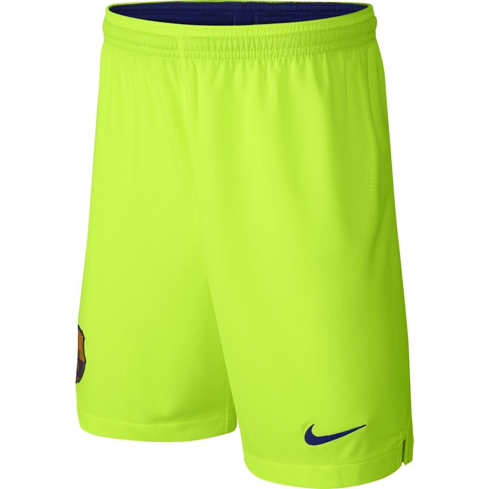 Nike FC Barcelona Away Breathe Stadium Shorts Junior