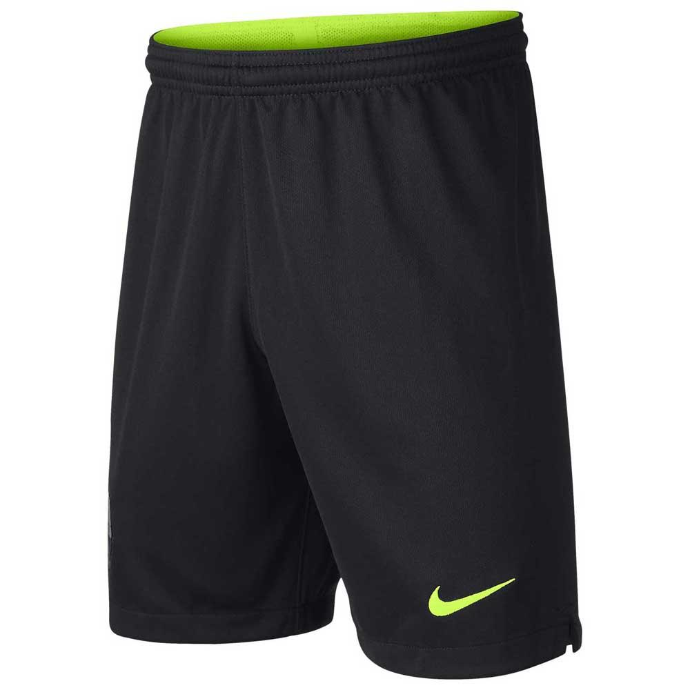 Nike FC Barcelona Breathe Stadium Goalkeeper Shorts Junior